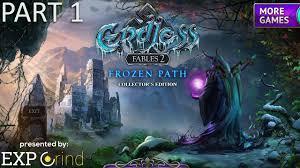 10 full hidden object games on 1 disc. Endless Fables 2 Frozen Path Ce Gameplay Part 1 Hidden Object Game Walkthrough Steam Pc Youtube