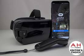 samsung vr controller. samsung gear vr with controller (2017) review - content is king | androidheadlines.com vr