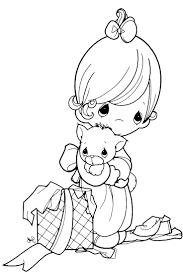 Free Nativity Coloring Sheets Pages To Print Summer Christmas Free ...