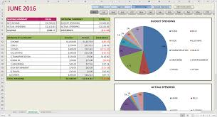 Easy Budget Spreadsheet Excel Template Savvy Spreadsheets