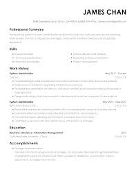 resume job responsibilities examples free resume examples by industry job title livecareer