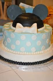 Baby Shower Cakes Specialty Baby Shower Cakes Custom Baby Shower Baby Mickey Baby Shower Cakes