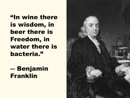Ben Franklin Quotes Adorable Benjamin Franklin Quotes About Beer Quotesgram 48 QuotesNew