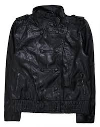 las faux leather jacket new womens curve plus size military jacket uk 16 32
