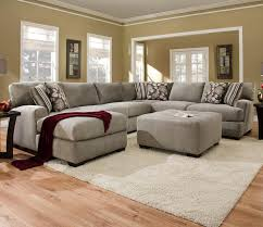 Marlo Furniture Living Room Sectional Sofa With 5 Seats 1 Is A Chaise Alexandria Va