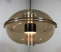 Orbiter Sphere B 1151 Hanging Lamp By Raak Amsterdam