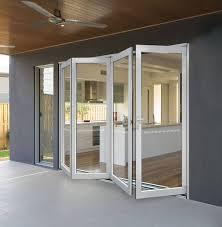 folding stack away doors best aluminium company aluminium glass doors windows garage shower door fronts roof lites glass s in durban