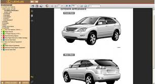 rx350 rx330 rx300 2003 2008 service repair information manual lexus rx350 rx330 rx300 2003 2008 service repair information manual