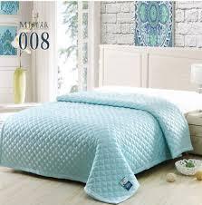 Buy King/queen Size Bedroom Summer Quilts Thin Comforter Silk ... & Buy King/queen Size Bedroom Summer Quilts Thin Comforter Silk Floss Light  Weight (Twin Adamdwight.com