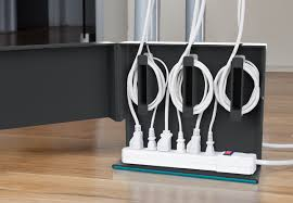 Plug Hub - Power Strip and Cable Box by quirky
