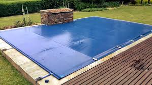 pool covers cape town. Interesting Pool The PowerPlastics Solid Safety Cover Blue Pool Covers In Cape Town H