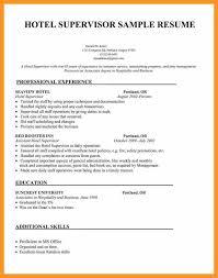 Resume Examples Housekeeping Resume Template Ideas