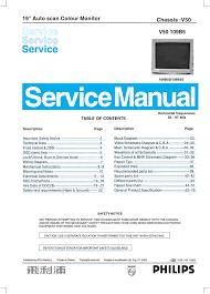Philips 109b5 Manualzz Com