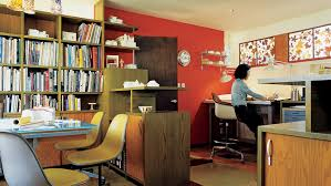 home office in garage. home office retreat in garage