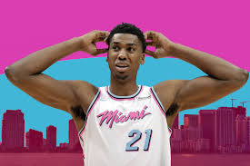 Depth Chart Miami Heat A Brief History Of Miami Heat Centers Was Hassan Whiteside