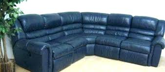 blue reclining sofa blue reclining sofa leather and navy reviews blue reclining sofa milano blue leather