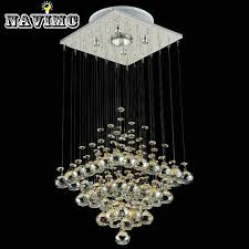 modern led small crystal chandeliers lighting for bedroom bathroom kitchen hallway ceiling lamp hanging lamp contemporary pendant light dining room pendant