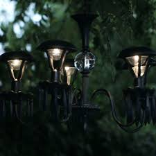 outdoor solar chandelier light up your garden with this solar chandelier solar garden lighting canada garden outdoor solar chandelier