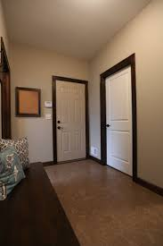 wood interior doors with white trim. Superb Dark Wood Interior Doors And White Trim Design Home Decor, With