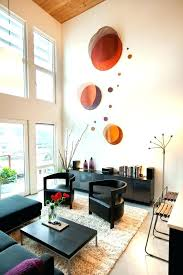 how to decorate big empty wall decorating a large wall walls with vaulted ceilings bedroom tall