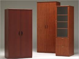 office wood storage cabinets. Interesting Office Great Tall Office Cabinet Decorating Wood Storage Cabinets With On I