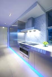 led kitchen lighting ideas. Charming Led Kitchen Light Lighting Ideas Bar  Blue Including L