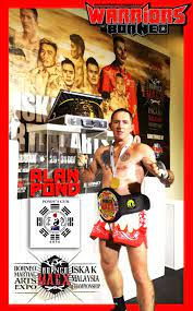 Alan Pond continue to defy age as he battle on in Unleashed Fight Night    Warriors.asia