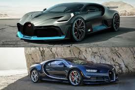 Bugatti chiron 110 anniversary, 2020. Bugatti Divo Vs Bugatti Chiron Let Them Fight