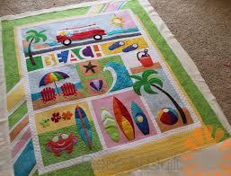 Beautiful Ideas Beachy Quilts | HQ Home Decor Ideas & Image of: Cute Beachy Quilts Adamdwight.com
