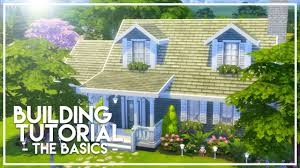 Small Picture BASIC BUILDING TUTORIAL The Sims 4 Builders Bible YouTube