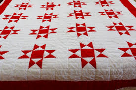 Red and White Ohio Star Quilt — HerKentucky by Heather C. Watson ... & IMG_1308 (1).jpg Adamdwight.com