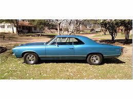 1967 Chevrolet Chevelle Malibu for Sale | ClassicCars.com | CC-960123