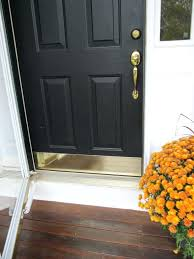 entry door kick plates. front door kick plate home depot metal gate weather stripping awning entry plates e