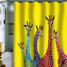 colorful shower curtains. 15 Wonderful Themed Shower Curtains For Kid\u0027s Bathroom Colorful M