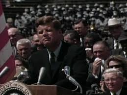 kennedy s address at rice university on space exploration