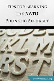 It was devised by the international phonetic association as a standardized representation of the sounds of spoken language.1 the ipa is used by foreign. Tips For Learning The Nato Phonetic Alphabet Veteranaid