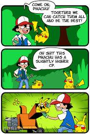 If The Pokemon Anime Was Like Pokemon GO