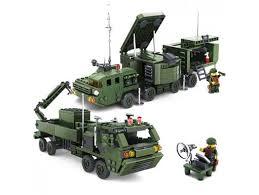 """<b>Конструктор KAZI</b> """"<b>Радиотехнические войска</b>"""" - 84038 - купить в ..."""