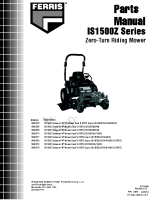 ferris s ferris and wright mowersferris and wright mowers ferris is1500z parts manual
