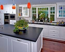 Brownhouse Design - traditional - kitchen - san francisco - Brownhouse  Design, Los Altos, CA. -- love the bay window