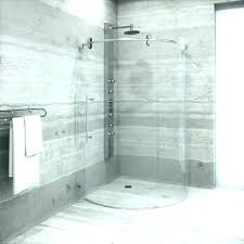 shower pan vs tile arc shower pan shower pan vs tile shower corner round shower pans kit kits for small