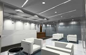 Exclusive Contemporary Los Angeles Executive Office Space Decoration