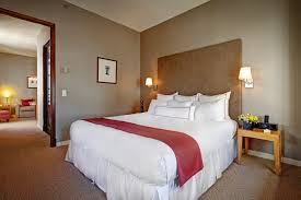 One Bedroom Balcony Suite The Hotel Giraffe Manhattan Original Rooms In Manhattan