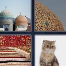 4 pics 1 word 7 letters level 3874 persian