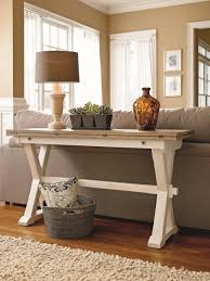Sofa Table Decorations Sofas Center How To Decorate Sofa Table Outstanding Ideas