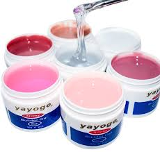 YAYOGE Builder <b>Gel</b> In a bottle For <b>Nail</b> Extensions 7 <b>Color</b> Acrylic ...