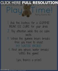 Free Baby Shower Games For Boys Printable  EbbonlinecomShower Games For Baby