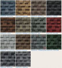 Shingle Color Chart Gaf Timberline Hd Roofing Shingle Color Options Contact Us