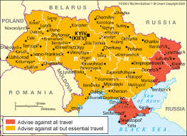 + in the netherlands may indeed be classed as red by other eu. Entry Requirements Ukraine Travel Advice Gov Uk