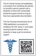Emotional Support Animal Prescription Letter For 99
